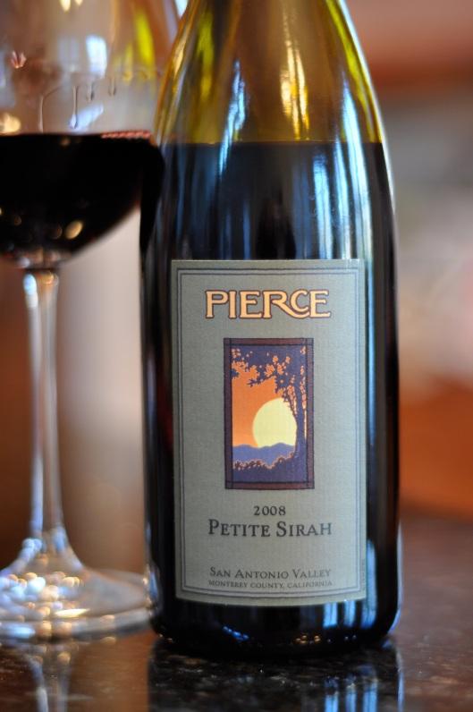 08 Pierce Petite Sirah